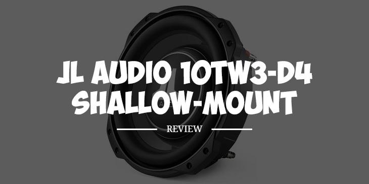 Jl Audio 10tw3-d4 Review