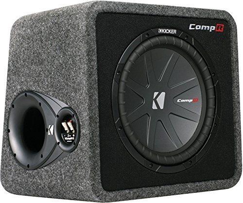 kicker 40vcwr122 12-1000w-loaded car audio subwoofer