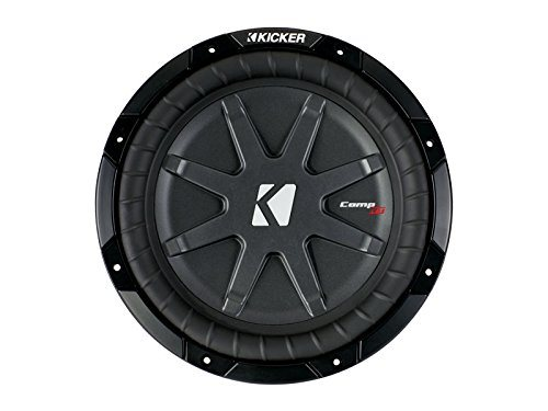 Kicker 40CWRT102 CompRT Series 10 inch Subwoofer Dual 2 Ohm