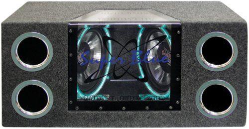 Pyramid BNPS102 10-Inch 1,000-Watt Dual-Bandpass