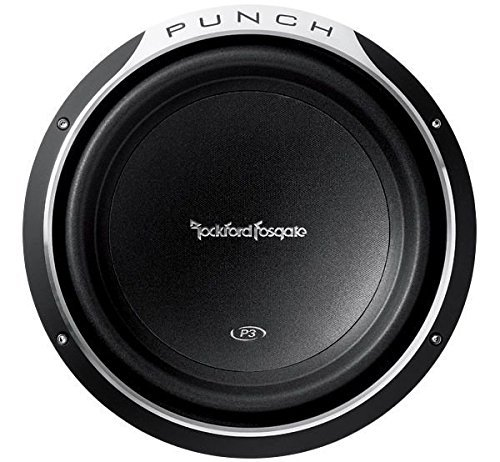 Rockford Fosgate P3D2-12 Punch P3 DVC 2 Ohm