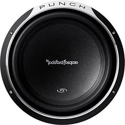 Rockford Fosgate P3SD2-12 P3 Punch Shallow mount