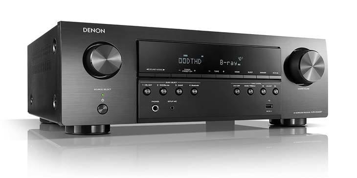 Denon AVR S540BT Receiver
