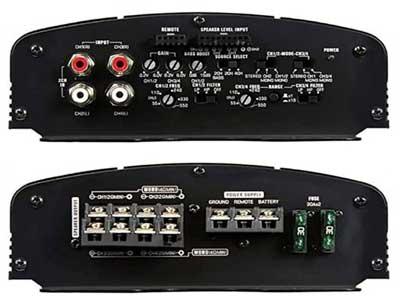 Audiopipe 2100 watt Multi Channel-Amplifier