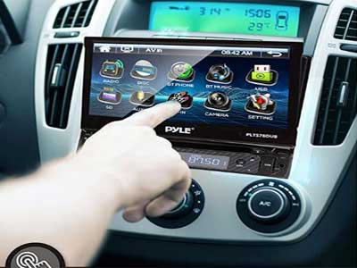 Best Touch Screen Car Stereo with Bluetooth