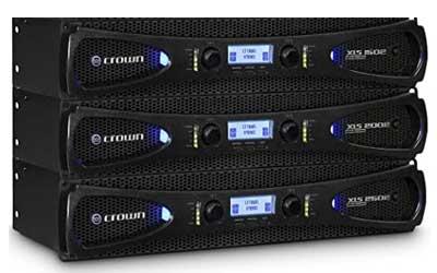 Crown Two-channel Power Amplifier