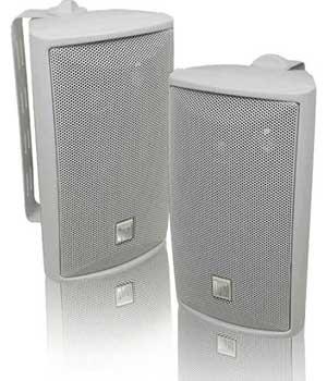 Dual Electronics High Performance Outdoor Indoor Speakers