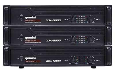 Gemini XGA- 5000 Series
