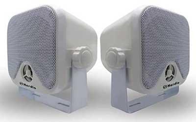 Heavy Duty Waterproof Outdoor Speakers