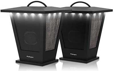 Pohopa True Wireless Stereo Outdoor Speakers
