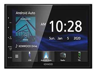 Kenwood DMX4707S Touch screen Digital Multimedia Receiver